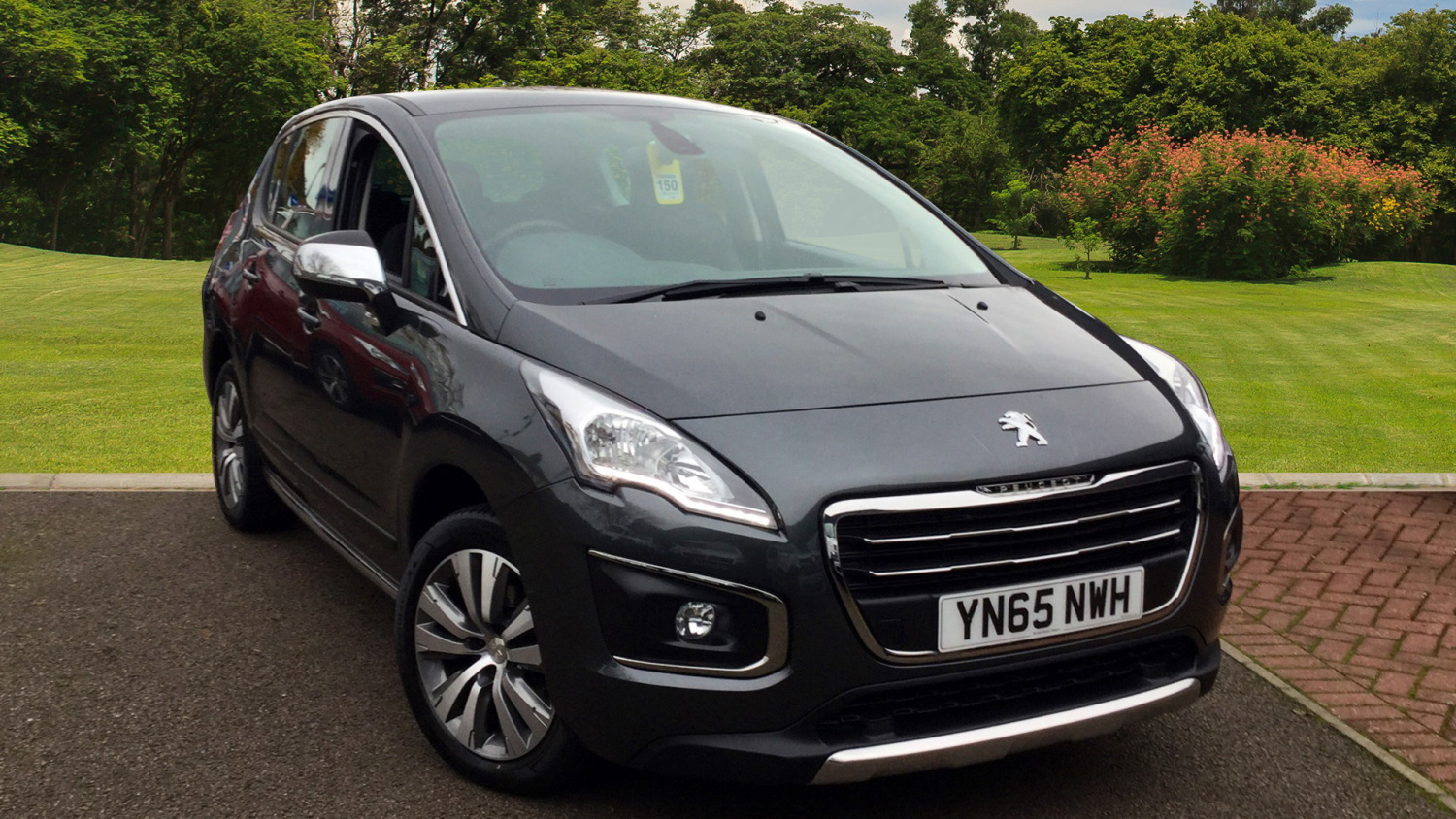 used peugeot 3008 1 6 bluehdi 120 active 5dr diesel estate for sale bristol street motors. Black Bedroom Furniture Sets. Home Design Ideas