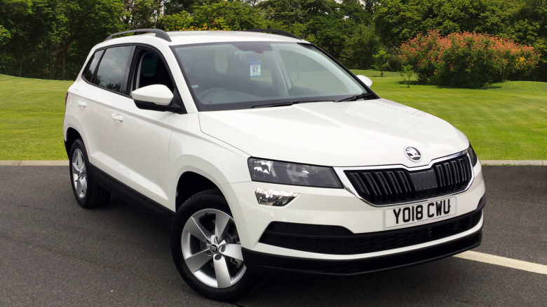 Used SKODA Karoq 1.5 TSI SE 5dr Petrol Estate for Sale ...