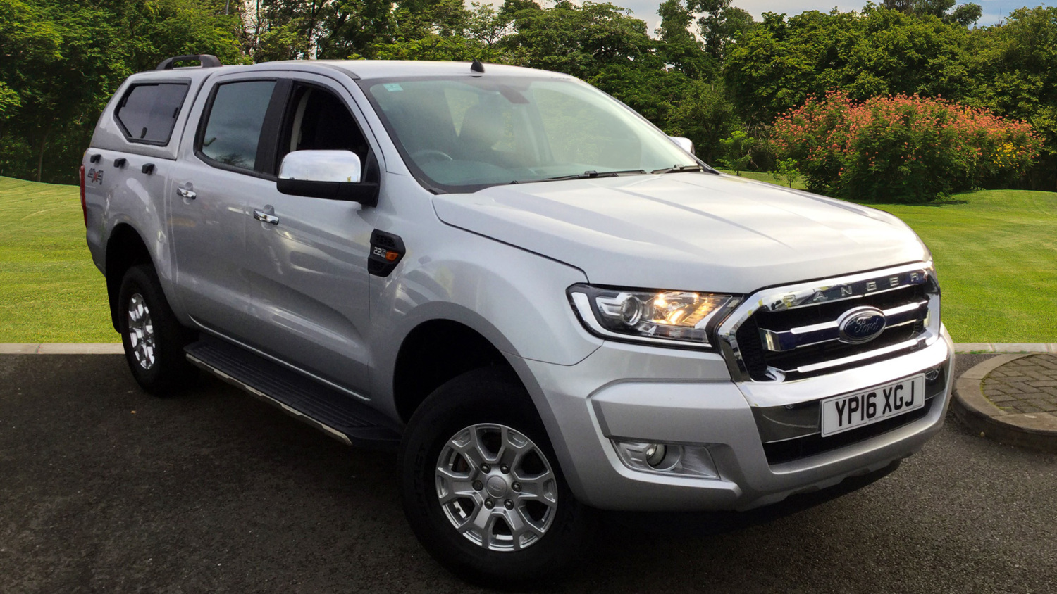 used ford ranger diesel pick up double cab xlt 2 2 tdci. Black Bedroom Furniture Sets. Home Design Ideas