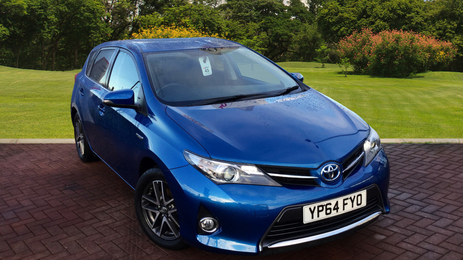 buy online toyota auris 1 8 vvti hybrid icon 5dr cvt auto hybrid hatchback for sale bristol. Black Bedroom Furniture Sets. Home Design Ideas