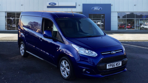 Ford Transit Connect 240 L2 Diesel 1.5 Tdci 120Ps Limited Van Powershift