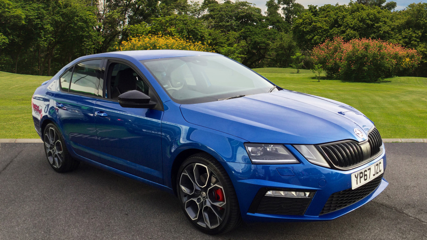 used skoda octavia 2 0 tdi cr vrs 4x4 5dr dsg diesel hatchback for sale bristol street motors. Black Bedroom Furniture Sets. Home Design Ideas