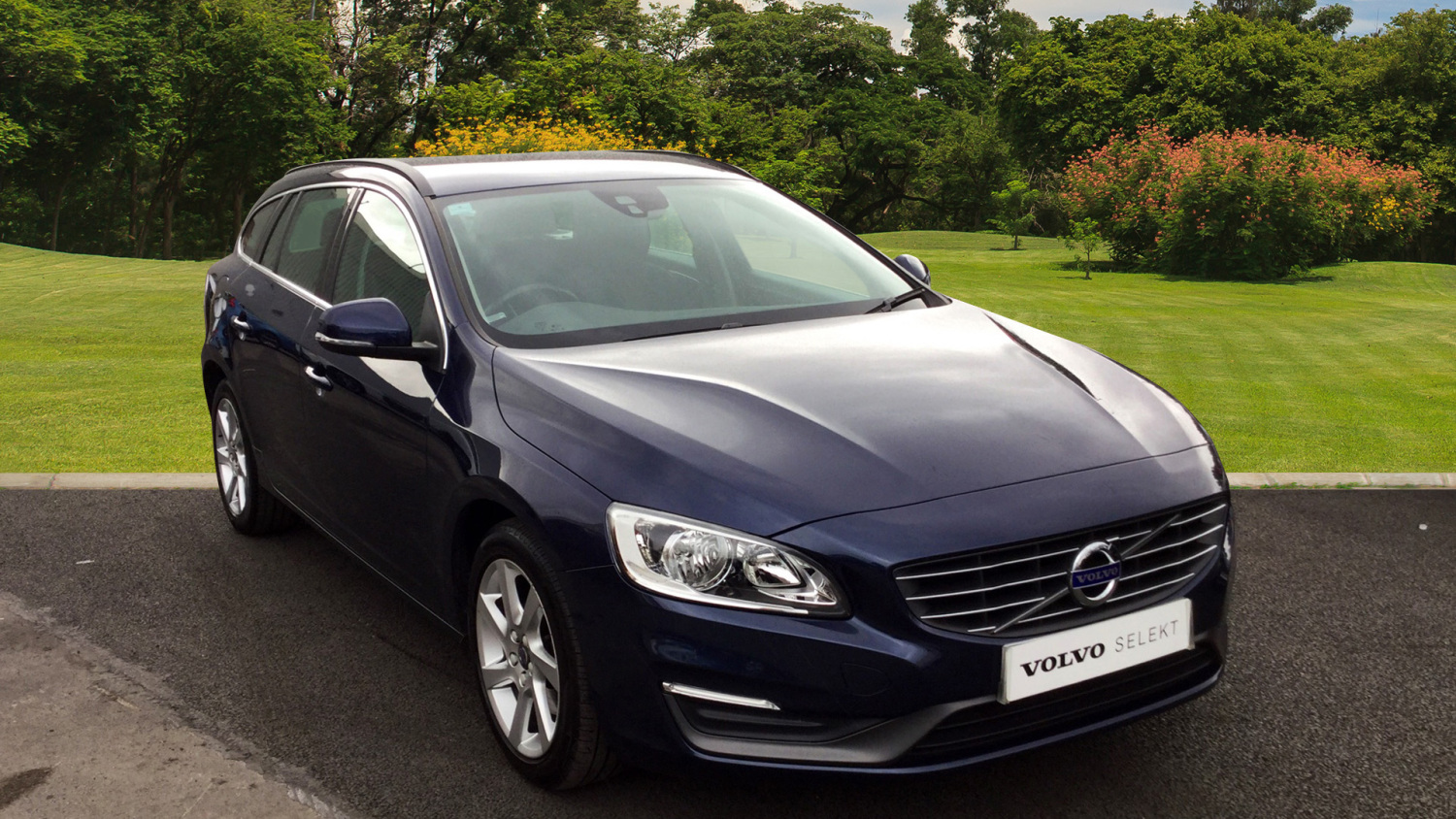 used volvo v60 d3 136 se nav 5dr diesel estate for sale bristol street motors. Black Bedroom Furniture Sets. Home Design Ideas