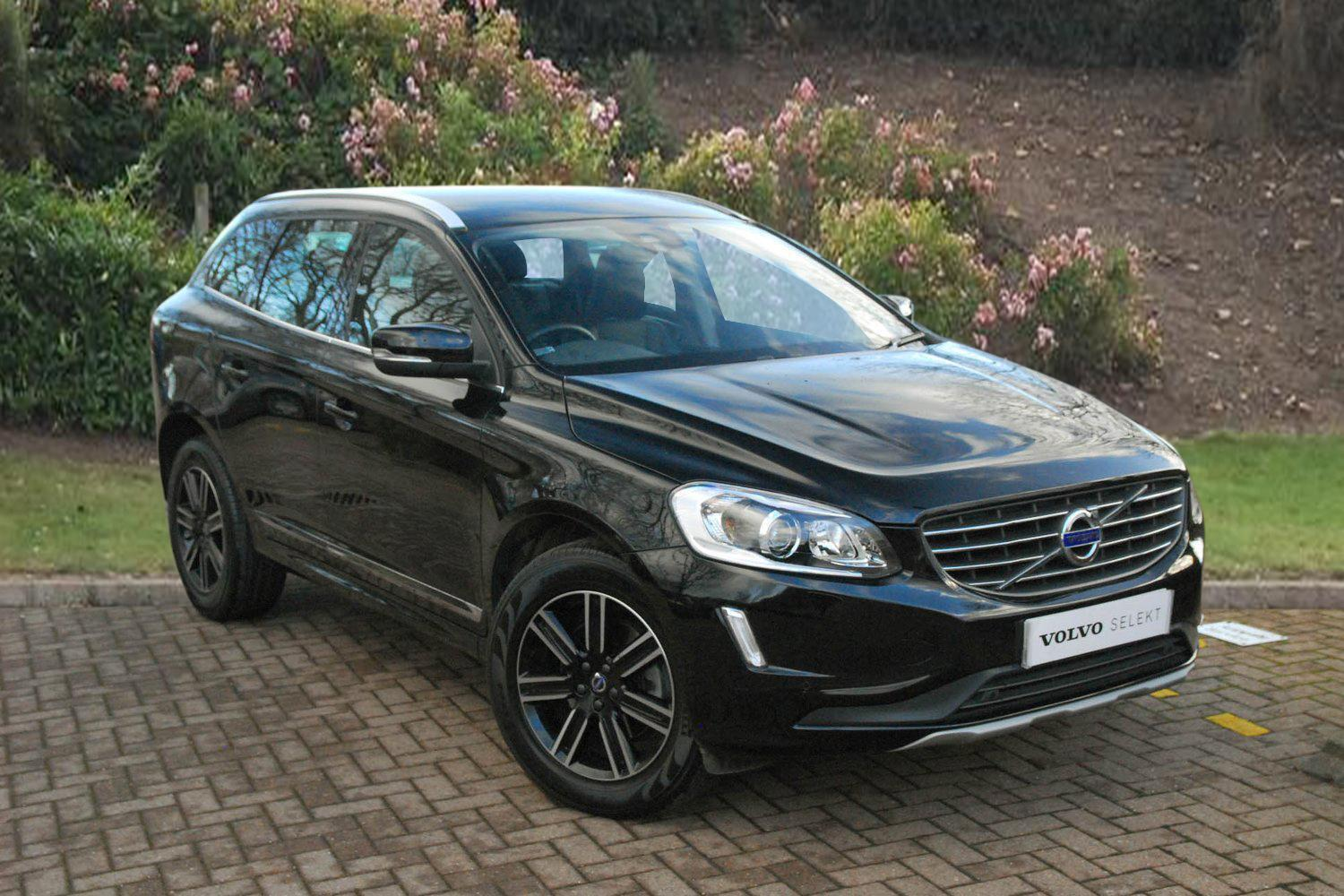 used volvo xc60 d4 190 se lux nav 5dr geartronic diesel. Black Bedroom Furniture Sets. Home Design Ideas
