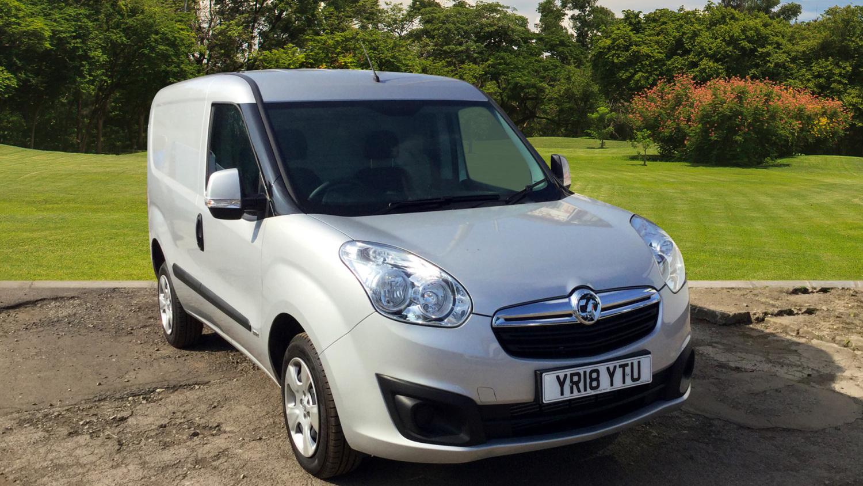 100ee4d55c Used Vauxhall Combo L1 Diesel 2300 1.3 CDTI 16V H1 Sportive Van for Sale