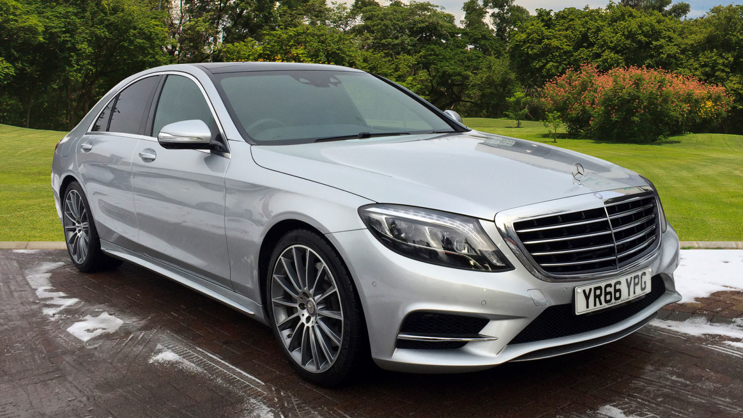 used mercedes benz s class s350d amg line 4dr 9g tronic premium diesel saloon for sale. Black Bedroom Furniture Sets. Home Design Ideas