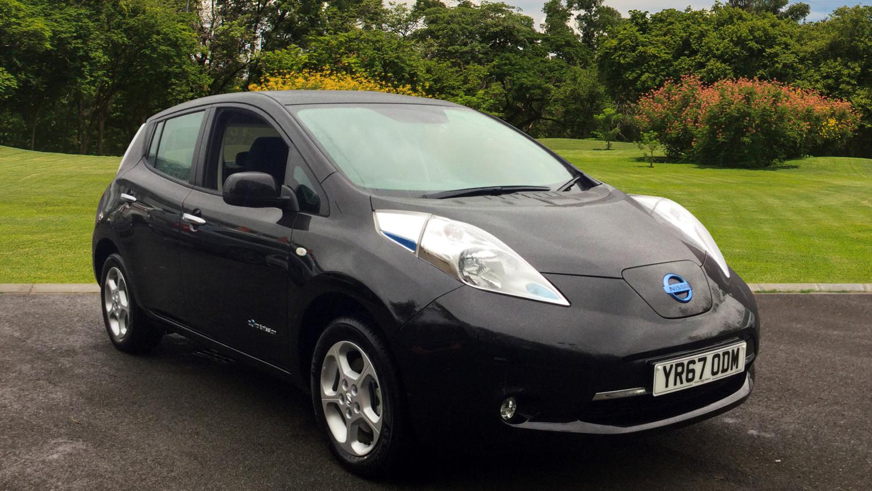 Used Nissan Leaf Acenta 30kwh 5dr Auto Electric Hatchback