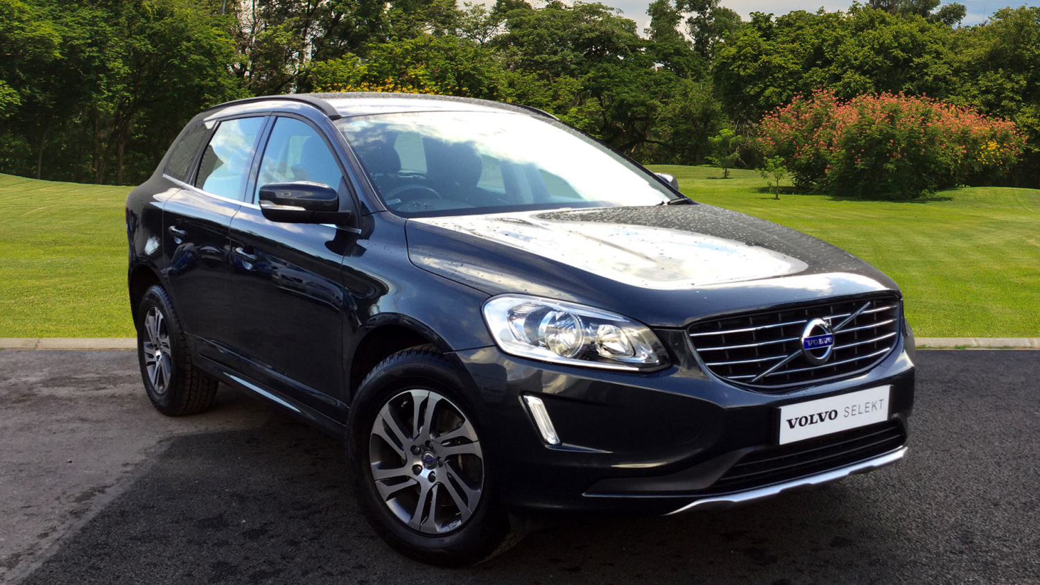 used volvo xc60 d4 181 se 5dr awd diesel estate for sale bristol street motors. Black Bedroom Furniture Sets. Home Design Ideas