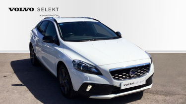Volvo V40 D2 [120] Cross Country Lux Nav 5dr Geartronic Diesel Hatchback