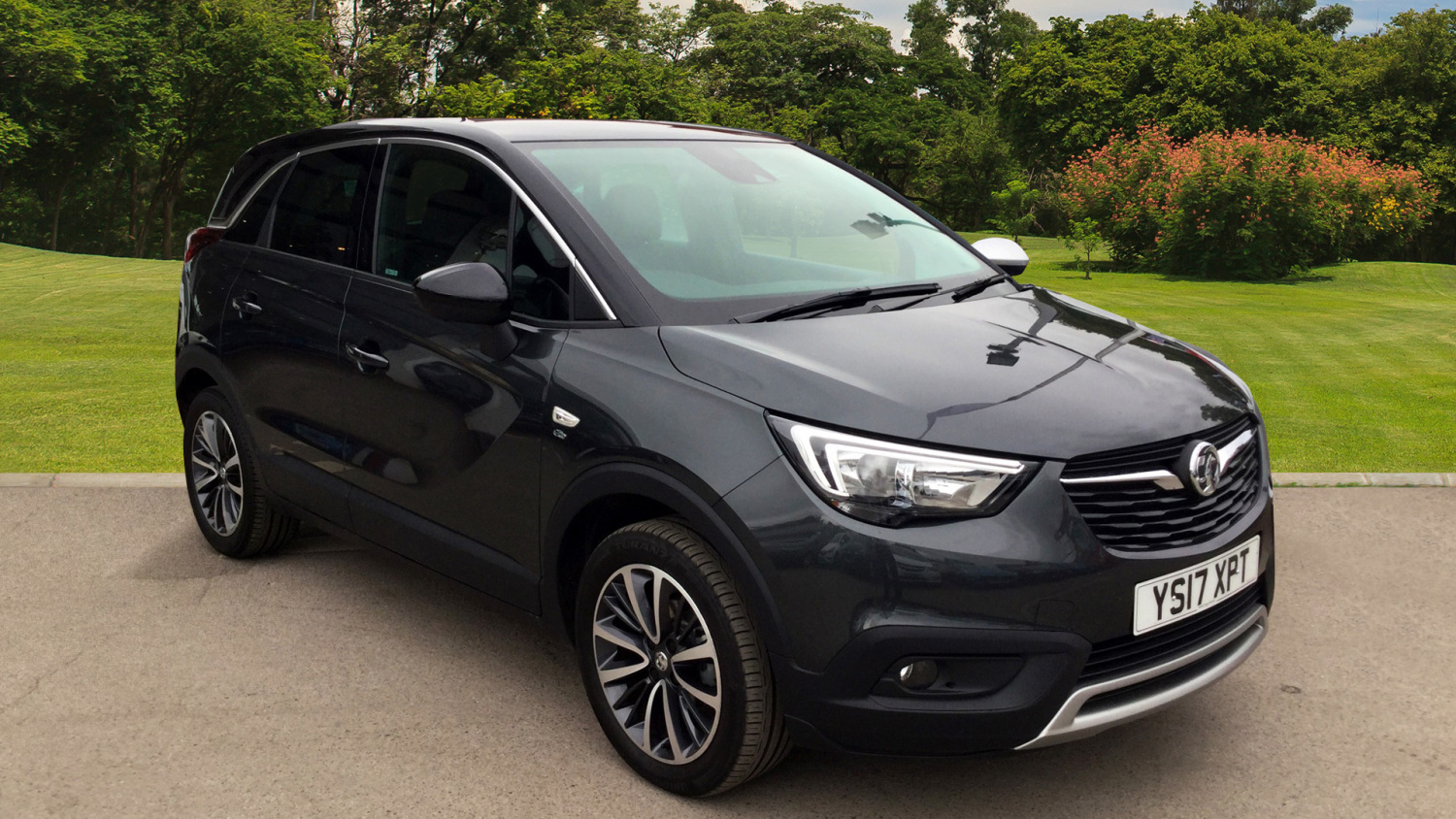 Used Vauxhall Crossland X 1 6 Turbo D Ecotec Elite 5dr