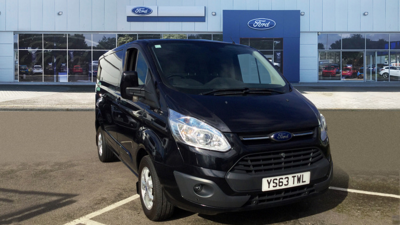 9a23807c1a Ford Transit Custom 270 Swb Diesel Fwd 2.2 TDCi 125ps Low Roof Limited Van