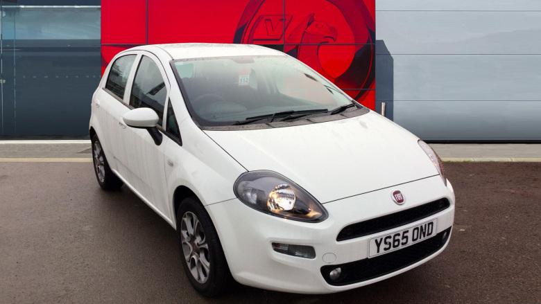 Buy Online Fiat Punto 1 4 Easy  5dr Petrol Hatchback For Sale