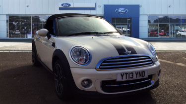 Mini Roadster 1.6 Cooper 2Dr [chili Pack] Petrol Roadster
