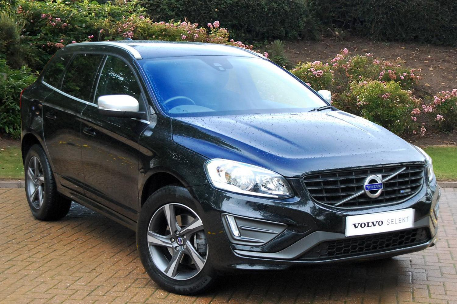 used volvo xc60 d4 181 r design 5dr awd geartronic diesel estate for sale bristol street motors. Black Bedroom Furniture Sets. Home Design Ideas