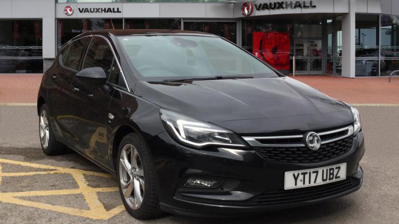 Used Vauxhall Astra 1.4T 16V 150 SRi 5dr Petrol Hatchback ...