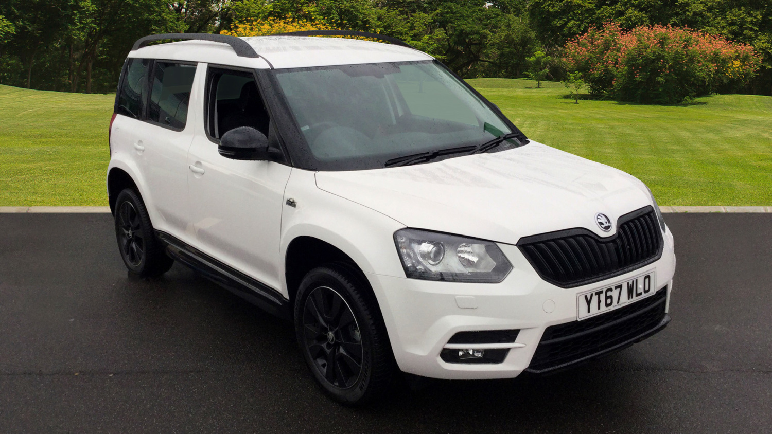 used skoda yeti 2 0 tdi cr 150 monte carlo 4x4 5dr dsg diesel estate for sale bristol street. Black Bedroom Furniture Sets. Home Design Ideas