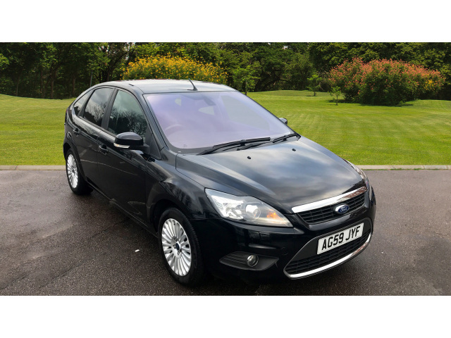 Ford Focus 2.0 Tdci Titanium 5Dr [dpf] Powershift Diesel Hatchback