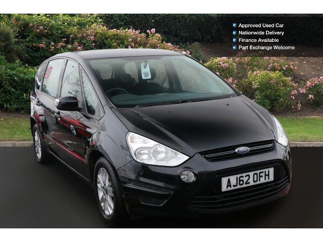 used ford s max 2 0 tdci 140 zetec 5dr diesel estate for sale bristol street motors. Black Bedroom Furniture Sets. Home Design Ideas