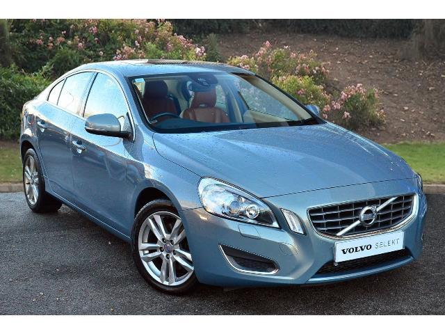 book a used volvo s60 d3 163 se lux 4dr diesel saloon test drive bristol street motors. Black Bedroom Furniture Sets. Home Design Ideas