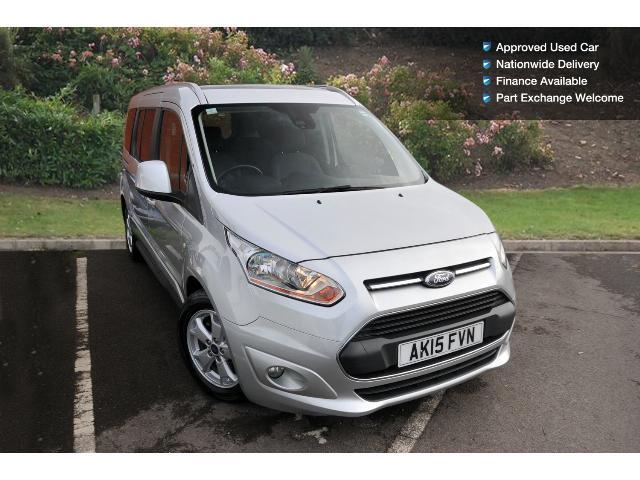 request a callback on a used ford grand tourneo connect 1 6 tdci 115 titanium 5dr diesel estate. Black Bedroom Furniture Sets. Home Design Ideas