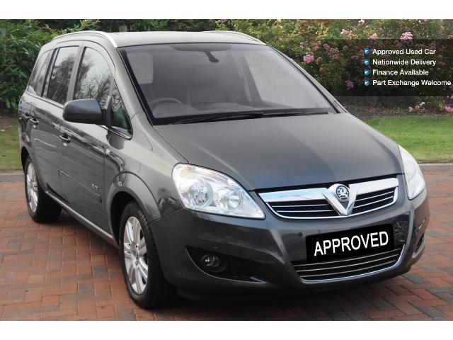 used vauxhall zafira 1 9 cdti elite 120 5dr auto diesel estate for sale bristol street motors. Black Bedroom Furniture Sets. Home Design Ideas