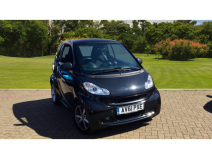 Smart fortwo Coupe Cdi Pulse 2Dr Softouch Auto [luxury Pack] [2010] Diesel Coupe