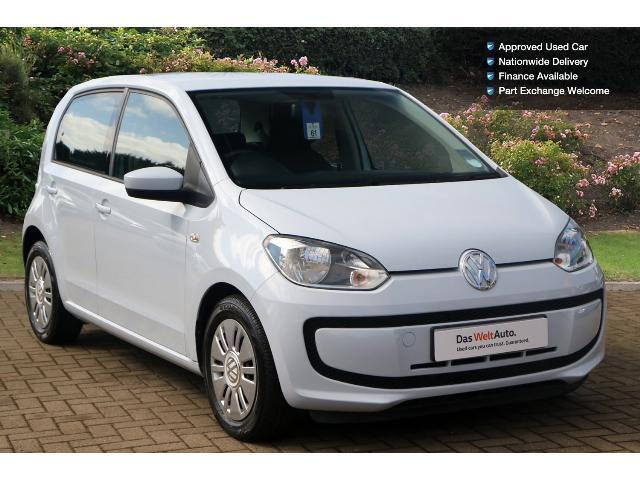 used volkswagen up 1 0 bluemotion tech move up 5dr petrol. Black Bedroom Furniture Sets. Home Design Ideas