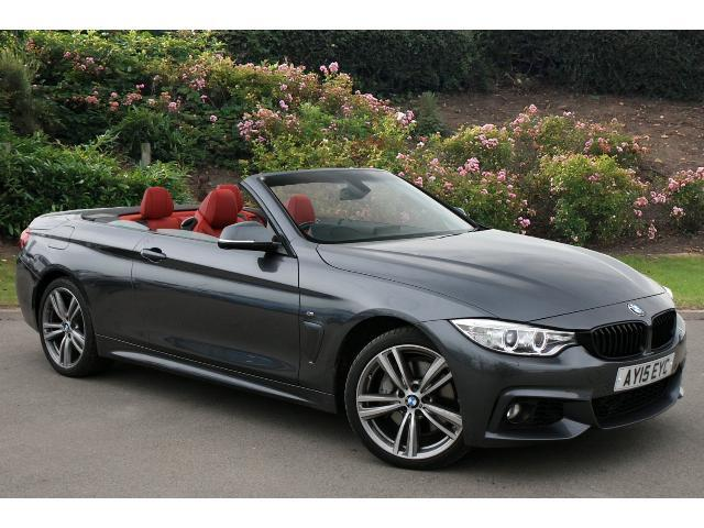 used bmw 4 series 435d xdrive m sport 2dr auto diesel convertible for sale bristol street motors. Black Bedroom Furniture Sets. Home Design Ideas