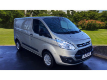 Ford Transit Custom 290 Swb Diesel Fwd 2.0 Tdci 105Ps Low Roof Trend Van