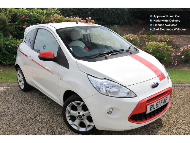 used ford ka 1 2 grand prix 3dr start stop petrol hatchback for sale bristol street motors. Black Bedroom Furniture Sets. Home Design Ideas