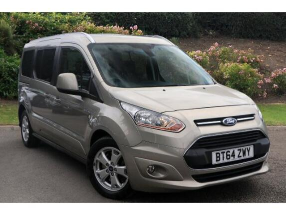 used ford grand tourneo connect 1 6 ecoboost titanium 5dr auto petrol estate for sale bristol. Black Bedroom Furniture Sets. Home Design Ideas