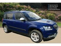 SKODA Yeti Outdoor 1.6 Tdi Cr S Greenline Ii 5Dr Diesel Estate