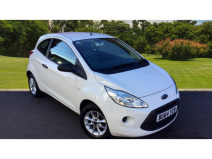 Ford Ka 1.2 Studio Connect 3Dr [start Stop] Petrol Hatchback