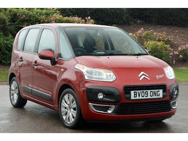 used citroen c3 picasso 1 4 vti 16v vtr 5dr petrol estate for sale bristol street motors. Black Bedroom Furniture Sets. Home Design Ideas