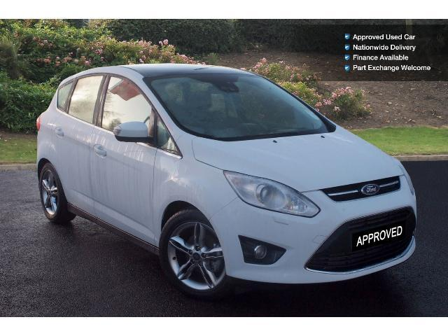enquire on a used ford c max 1 0 ecoboost 125 titanium x 5dr petrol estate bristol street motors. Black Bedroom Furniture Sets. Home Design Ideas