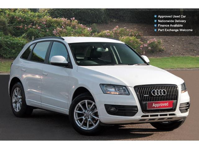 book a used audi q5 2 0 tdi quattro se 5dr s tronic diesel estate test drive bristol street motors. Black Bedroom Furniture Sets. Home Design Ideas