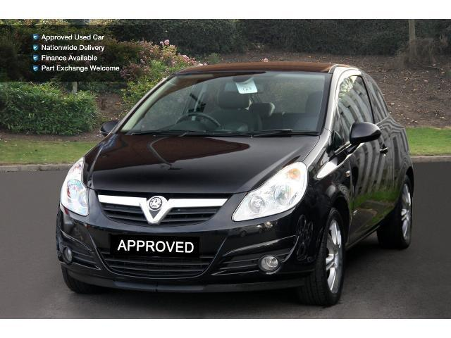 book a used vauxhall corsa 1 3 cdti 90 design 3dr diesel hatchback test drive bristol street. Black Bedroom Furniture Sets. Home Design Ideas