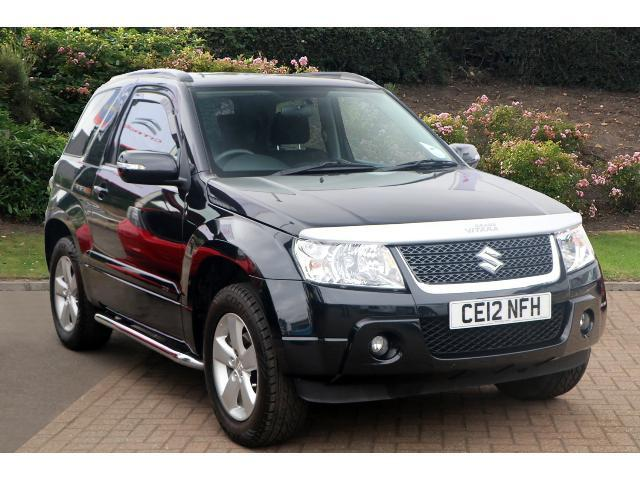 used suzuki grand vitara 1 6 vvt sz4 3dr petrol estate for sale bristol street motors. Black Bedroom Furniture Sets. Home Design Ideas