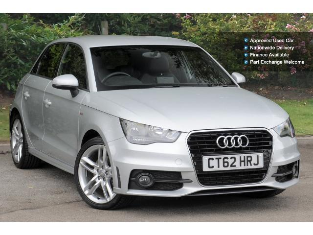 book a used audi a1 1 6 tdi s line 3dr diesel hatchback test drive bristol street motors. Black Bedroom Furniture Sets. Home Design Ideas