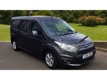 Ford Transit Connect 240 L2 Diesel 1.5 Tdci 120Ps Limited Van