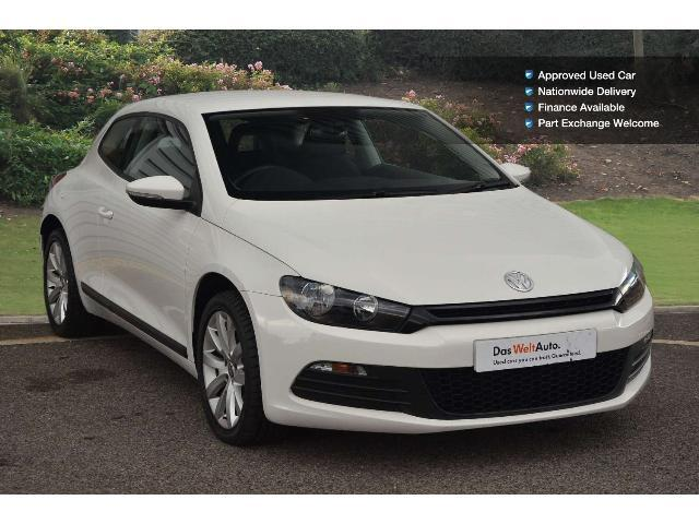 book a used volkswagen scirocco 1 4 tsi 122 3dr nav. Black Bedroom Furniture Sets. Home Design Ideas