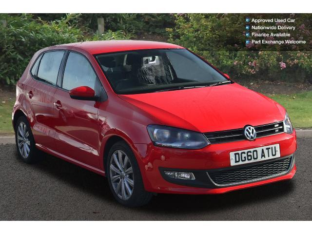 used volkswagen polo 1 6 tdi 90 sel 5dr diesel hatchback for sale bristol street motors. Black Bedroom Furniture Sets. Home Design Ideas