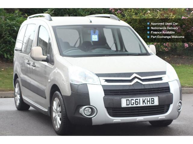 used citroen berlingo multispace 1 6 hdi 90 xtr 5dr diesel estate for sale bristol street motors. Black Bedroom Furniture Sets. Home Design Ideas