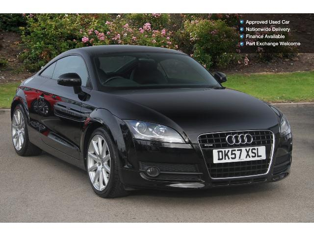 used audi tt 3 2 v6 quattro 2dr s tronic petrol coupe for sale bristol street motors. Black Bedroom Furniture Sets. Home Design Ideas