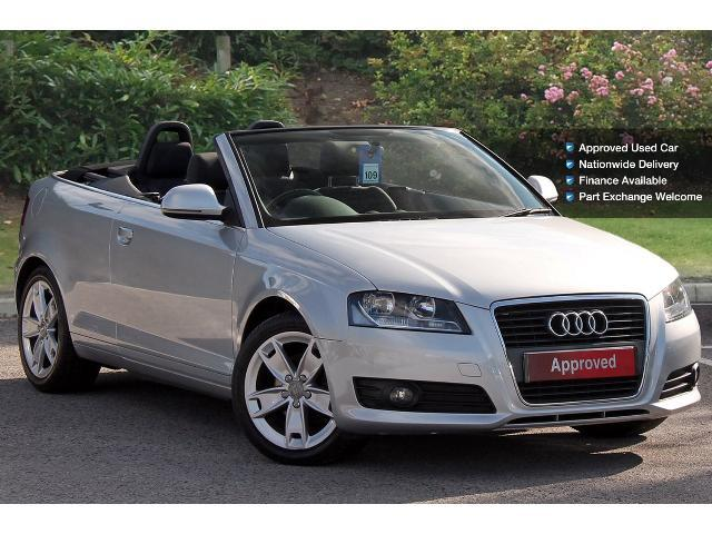 used audi a3 2 0 tdi sport 2dr diesel cabriolet for sale bristol street motors. Black Bedroom Furniture Sets. Home Design Ideas