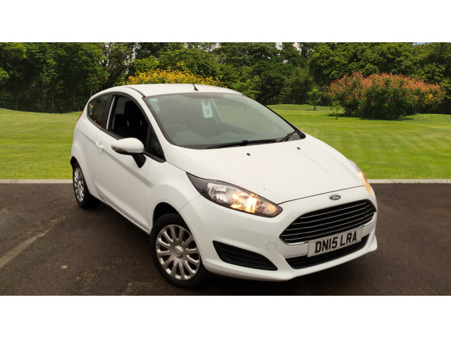 Ford Fiesta 1.25 Style 3Dr Petrol Hatchback