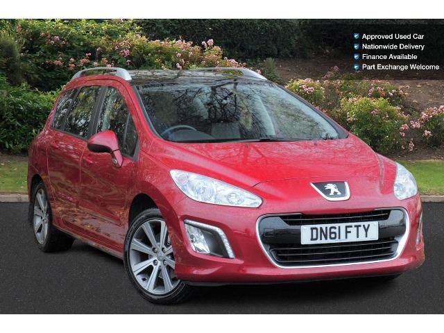 book a used peugeot 308 2 0 hdi 150 active 5dr diesel estate test drive bristol street motors. Black Bedroom Furniture Sets. Home Design Ideas