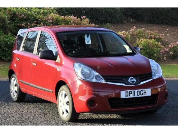 used nissan note 1 5 90 dci visia 5dr diesel hatchback for sale bristol street motors. Black Bedroom Furniture Sets. Home Design Ideas