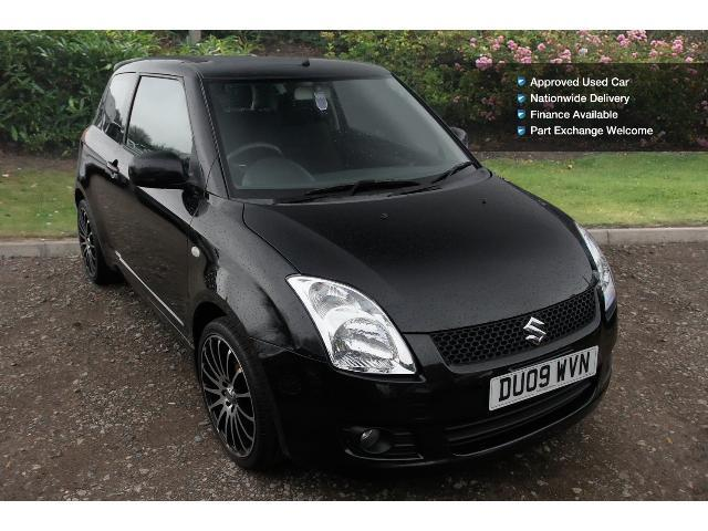 used suzuki swift 1 5 glx 3dr petrol hatchback for sale bristol street motors. Black Bedroom Furniture Sets. Home Design Ideas