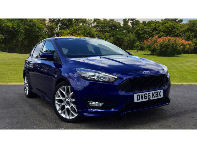 request a callback on a used ford focus 1 0 ecoboost 125 st line 5dr petrol hatchback bristol. Black Bedroom Furniture Sets. Home Design Ideas